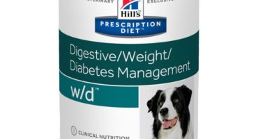 alimento húmedo Hill´s Prescription Diet Canine w/d