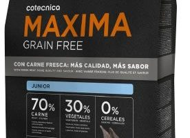 Pienso Maxima Green Free Junior